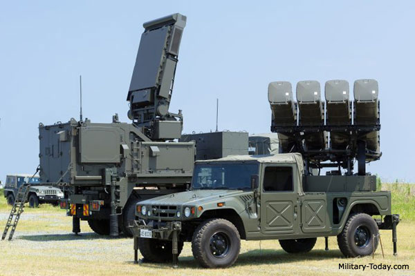 Type 11 air defense system