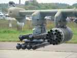 Vikhr missile