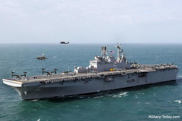 Top 10 Amphibious Assault Ships | Military-Today com