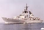 Audace class destroyer