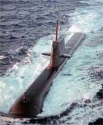 Collins class submarine
