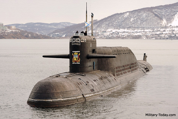 The best ballistic missile submarine