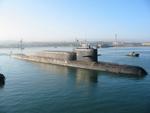 Project 667 BDR Kalmar (Delta III class) submarine