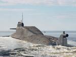 Delta IV class submarine