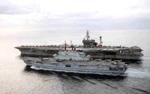 Giuseppe Garibaldi aircraft carrier