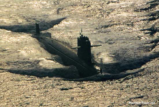 Han class submarine