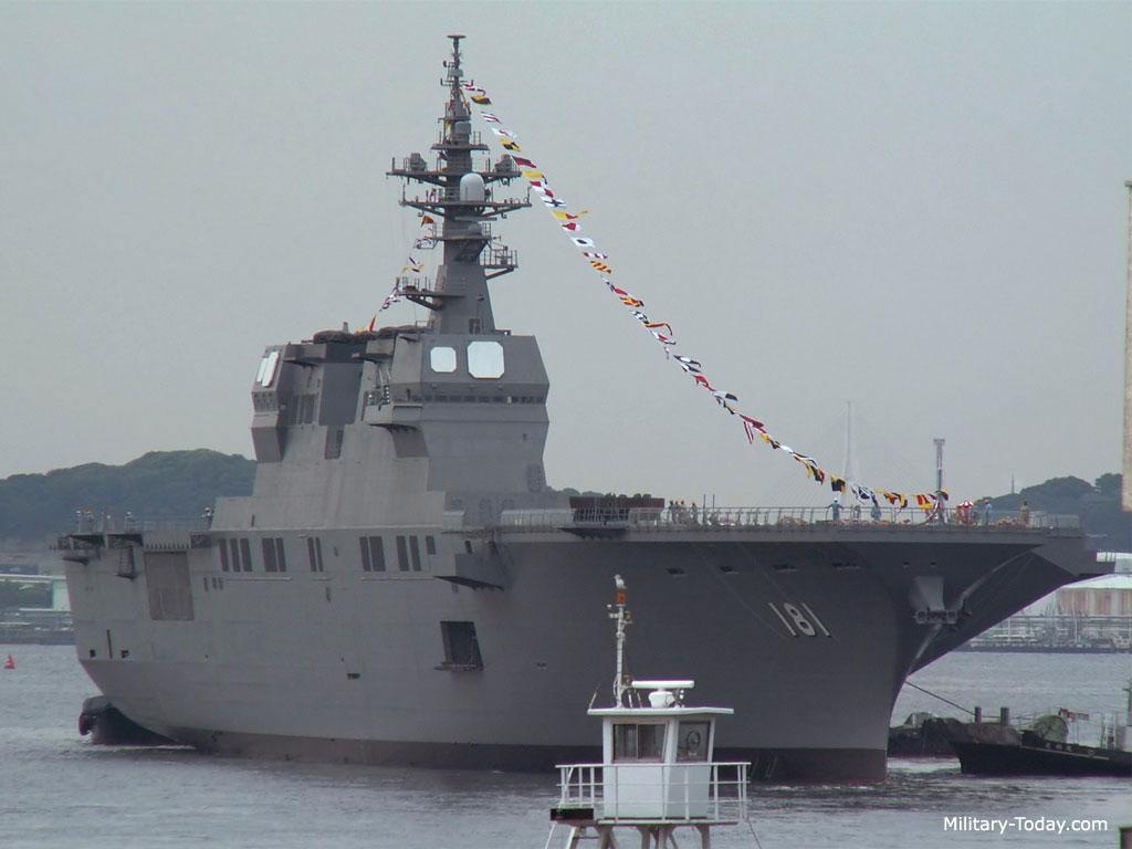 Hyuga class