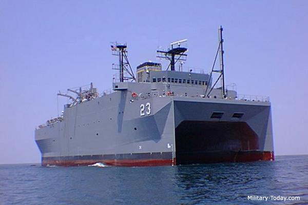 Impeccable-class ocean-surveillance ship (აშშ)
