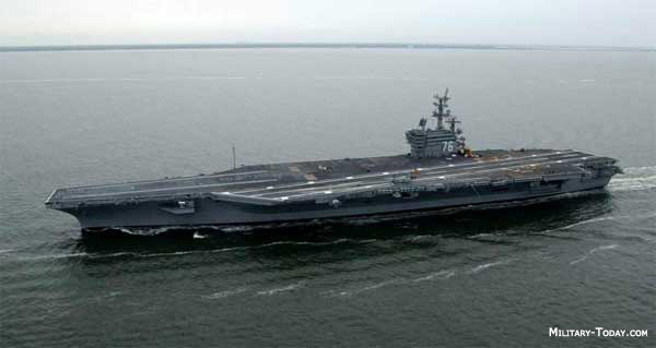 Best aircraft carrier