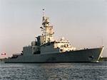 Iroquois class destroyer