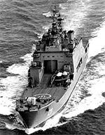 Ivan Rogov class ship