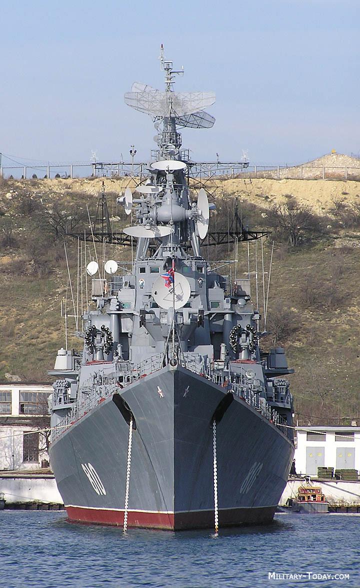 Kashin class destroyer