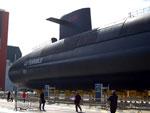 Le Triomphant class submarine