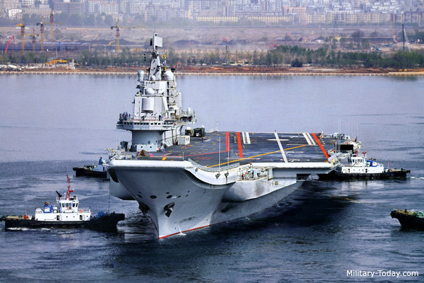 Top ten aircraft carriers