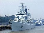 Luhu class destroyer