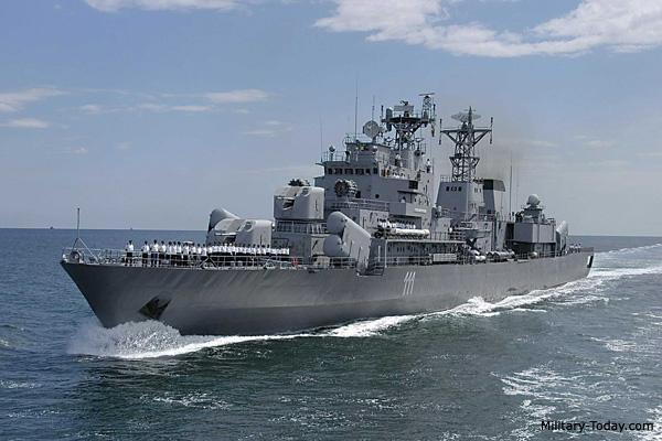 Marasesti frigate