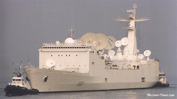 Monge ship