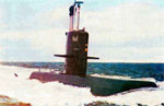 Nacken class submarine