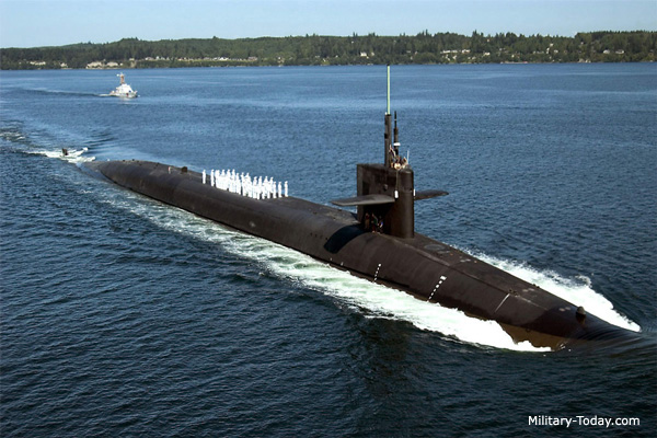 Top 10 submarines