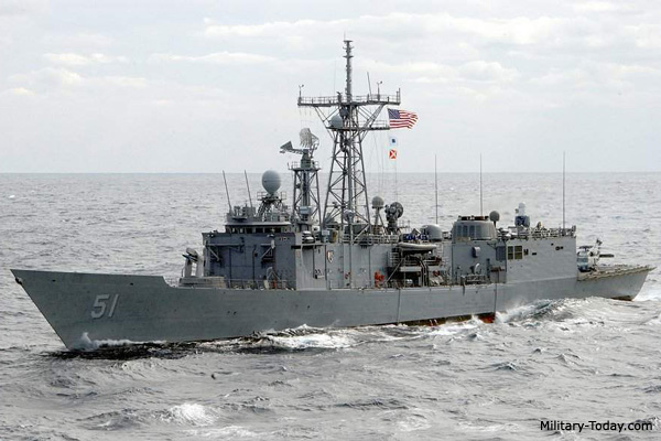 Oliver Hazard Perry class