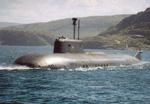 Oscar II class SSGN