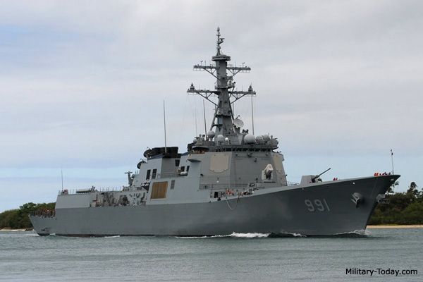 Top 10 Destroyers Military Today Com