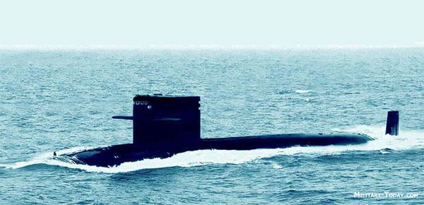 Shang class submarine