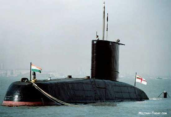Shishumar class submarine