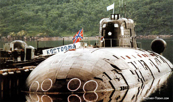 Sierra I class submarine