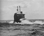 Sjoormen class submarine
