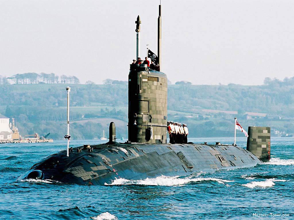 Reino Unido reforça segurança nas Malvinas com submarino