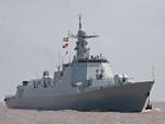 Type 052D class