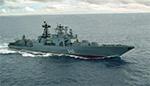 Udaloy class destroyer