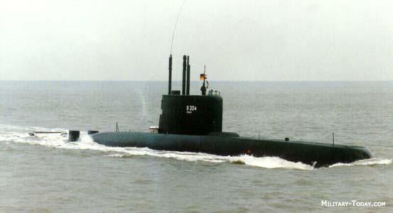 Ula class submarine