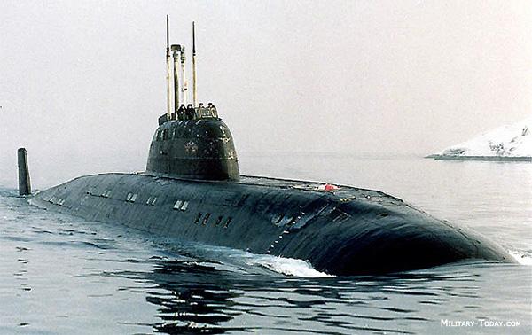 Victor II class
