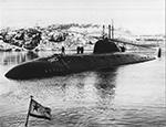 Victor II class submarine
