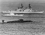 Victor III class submarine