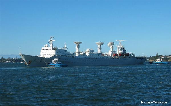 Yuan Wang class ship