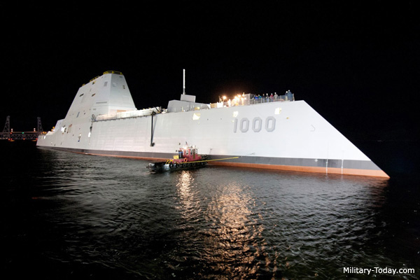 Top 10 Destroyers | Military-Today com