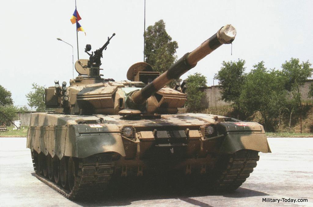 Al-Khalid Tank