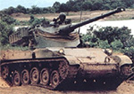 AMX-13 light tank