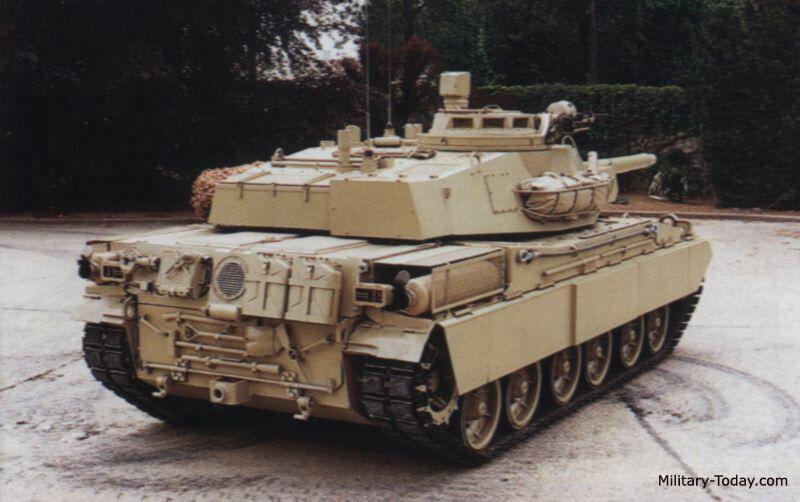 AMX 40 Tank