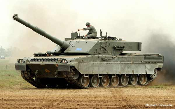 The ariete main battle tanks replaced ageing fleet of the m60a1 with