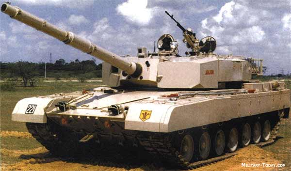 Development of the arjun main battle tank was plagued with delays