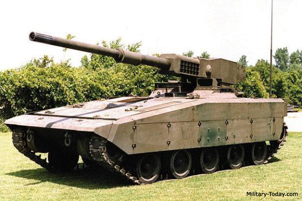 Expeditionary Tank