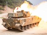 K21-105 tank