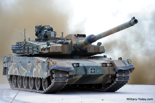 K2 Black Panther MBT