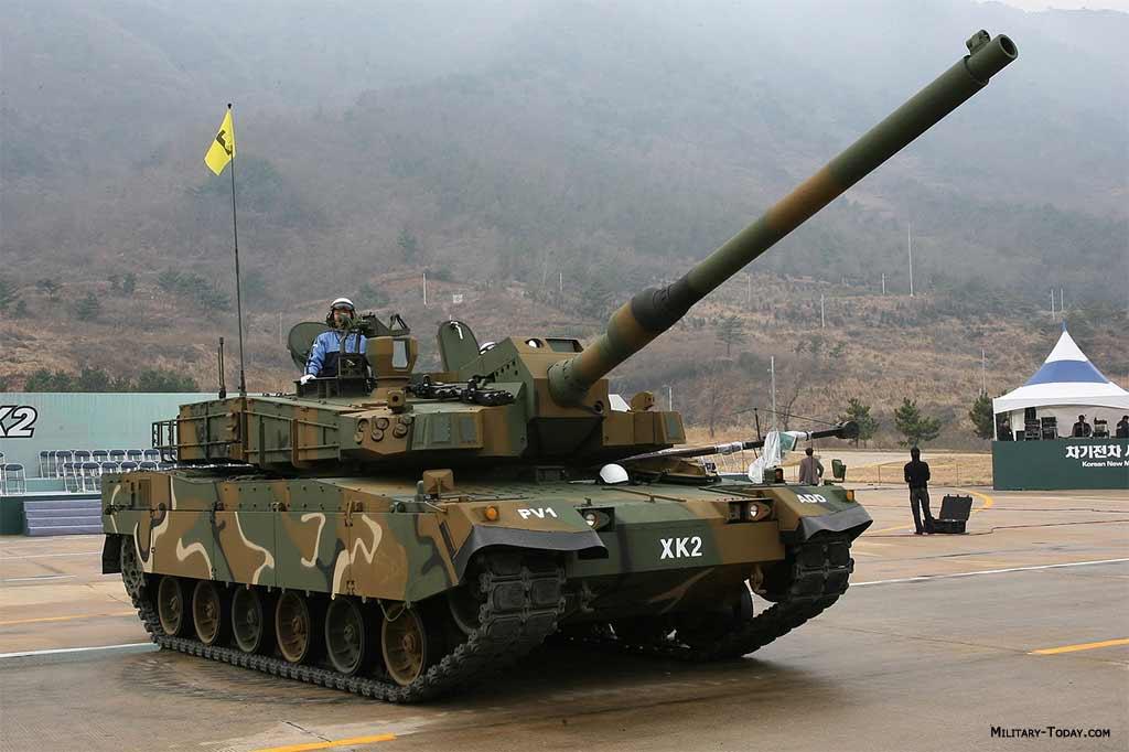 K2 Black Panther MBT
