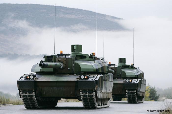 دبابة القتال الرئيسية لوكليرك Leclerc_l10