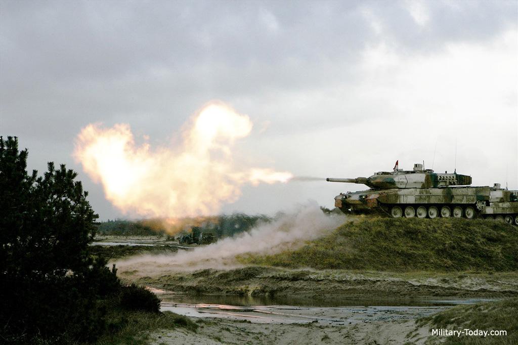 Leopard 2A5 DK